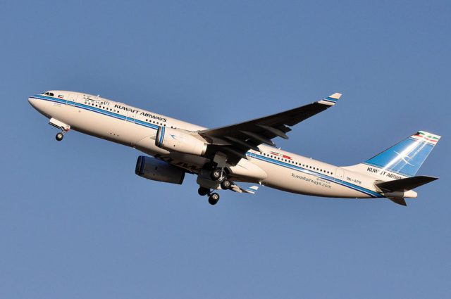 Passagiere mit israelischem Pass werden von Kuwait Airways nicht befördert (Foto: Eric Salard from Paris, France CC BY-SA 2.0, via Wikimedia Commons)