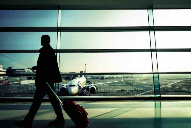 Geschäftsreisende und Urlauber haben oft Angst, ihre Koffer abzuschließen (Foto: iStock, Massimo Fusaro)