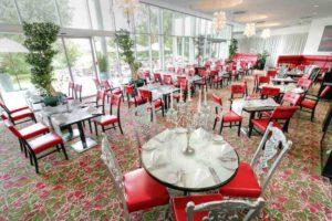 Restaurant UNO im ARCOTEL Kaiserwasser