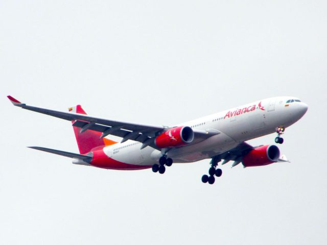 Ab 17. November fliegt Avianca fliegt von München nach Bogotá (Foto: U-95 CC BY-SA 4.0, via Wikimedia Commons)