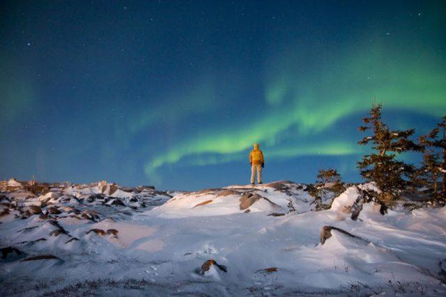 Manitoba ist eine der 10 besten Reise-Regionen der Welt. Mit viel Natur und Nordlicht-Leuchten in Churchill (Foto: Travel Manitoba, CC BY-NC-ND 2.0)