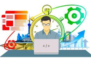 Neue Studie: Wann und wo sind Geschäftsreisende unterwegs produktiv? (Grafik: Pixabay)