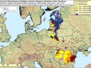 Afrikanische Schweinepest im Baltikum, in Belgien, Bulgarien, Moldawien, Polen, Rumänien, Tschechien, Ungarn und Ukraine in 2018, Stand 23.10.2018