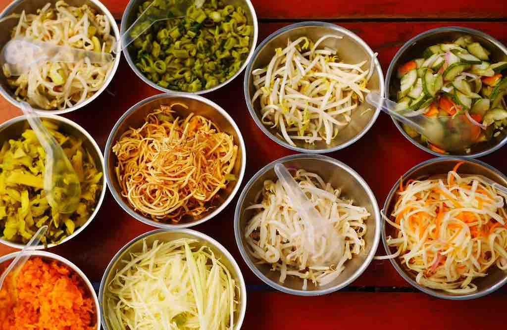 Köstliche Gaumenfreuden in Chiang Mai (Foto: Green Pearl)