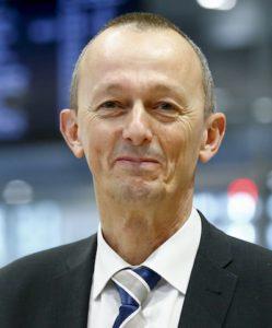 Johan Vanneste, Chef des Köln/Bonner Flughafens