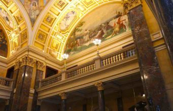 Im neuen Glanz erstrahlt das Pantheon im Prager Nationalmuseum Im neuen Glanz erstrahlt das Pantheon im Prager Nationalmuseum (Foto: © Nationalmuseum Prag)
