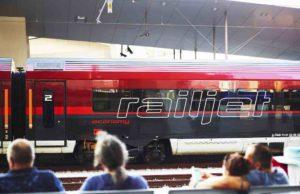 Wenn die Eisenbahnergewerkschaft will, stehen österreichweit alle ÖBB-Züge still (Foto: ©Philipp Horak)