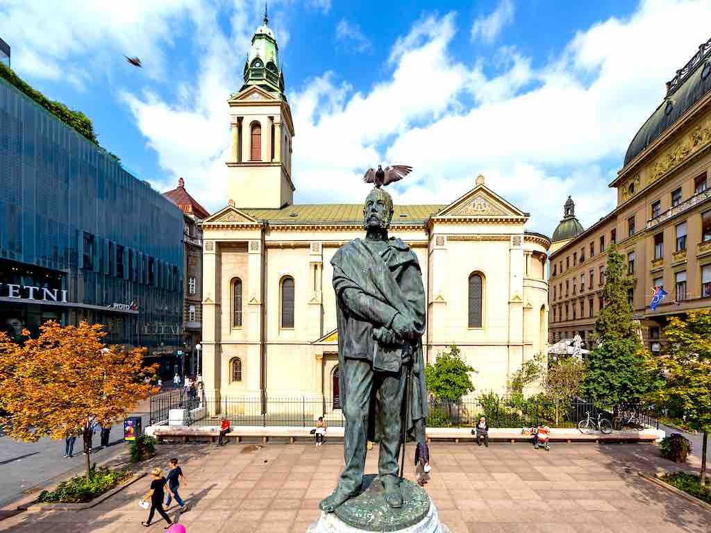 Der Blumenplatz in Zagreb (Foto: D. Rostuhar, InfoZagreb)