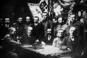 In Pittsburgh unterzeichnete Masaryk das Gründungsabkommen (Foto: Archiv, Radio Praha)