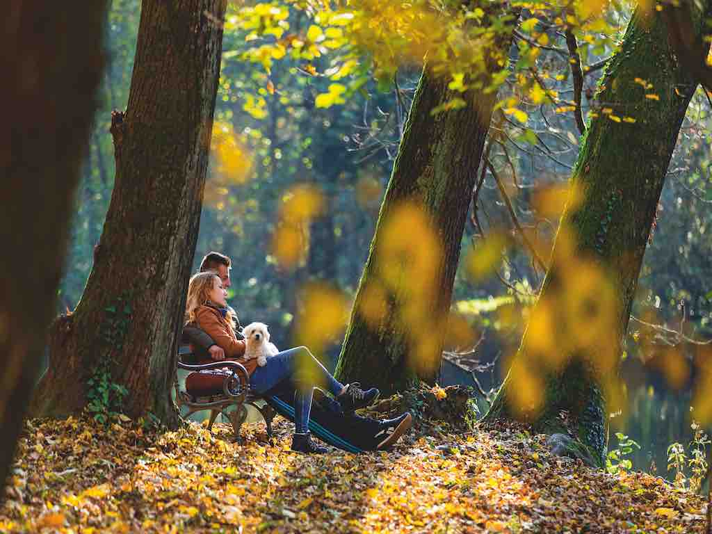 Herbstlicher Spaziergang im Maksimir Park von Zagreb (Foto: D. Rostuhar, InfoZagreb)