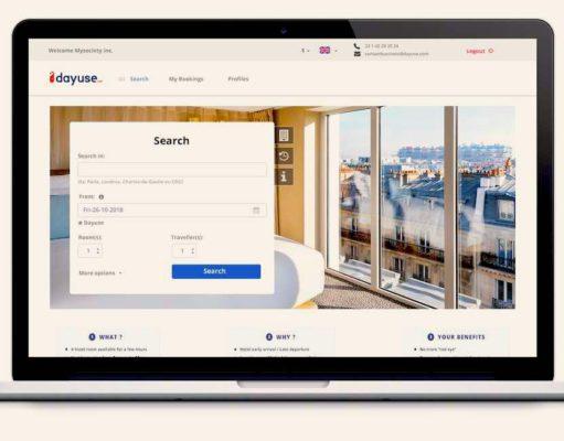 Mit Dayuse Business können Travel Manager direkt Tageszimmer für ihre Geschäftsreisenden entsprechend der Reiserichtlinien buchen und so die Hotelkosten für senken
