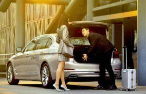 BMW Group setzt in Chengdu mit dem Ride-Hailing-Services verstärkt auf Mobilität für Geschäftsreisende in China