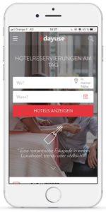 Dayuse Hotel-App