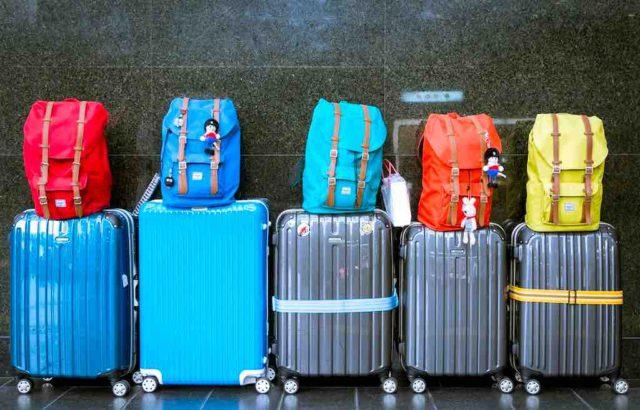 Koffer gepackt, Flug gebucht: Die Auslandsreisen der Europäer nehmen wieder zu (Foto: Pixabay)
