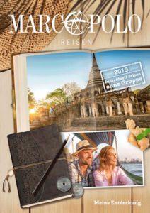 Marco Polo Katalog: Individuell reisen ohne Gruppe