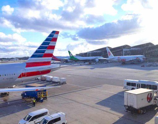 Der Shutdown in den USA hat auch Auswirkungen auf den gesamten Flugverkehr (Foto: Pixabay)