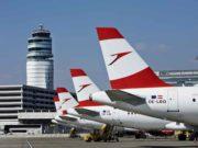 Austrian Airlines geht mit neuer Strategie an den Start. Wien wird dabei zum Drehkreuz (Foto: Michèle Pauty, AUA)