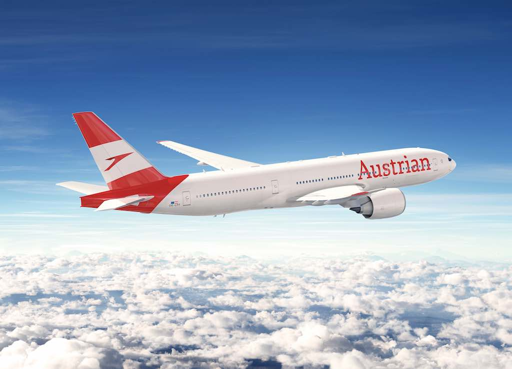 Austrian Airlines auf neuem Erfolgskurs: Die Beförderungszahlen für 2018 sind ein Rekord (Foto: Austrian Airlines )