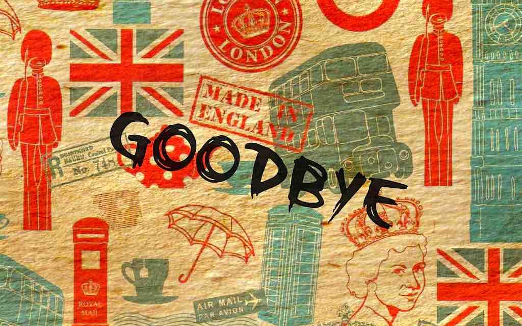 Harter Brexit: Am 29. März 2019 heißt es: Goodbye United Kingdom! (Foto: Maret Hosemann, Pixabay)
