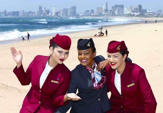 """Willkommen im neuen Bonusprogramm """"Beyond Business"""" von Qatar Airways für kleine und mittelständische Unternehmen (Foto: Qatar Airways)"""