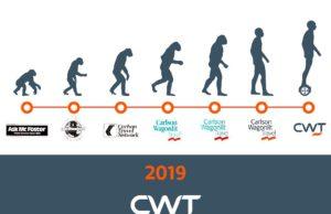 CWT mit neuer Markenidentität: In der 150-jährigen Geschichte des Unternehmens gab es verschiedene Markenauftritte