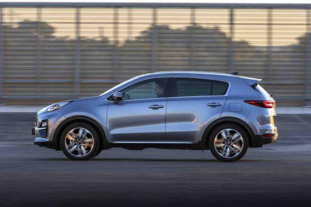 Sixt startet auf Leasingbasis mit Miles & More eine SUV-Neuwagen-Aktion mit sechs Modellen: Kia, VW, Toyota, Land Rover, Mazda und Peugeot (Foto: Kia.at)