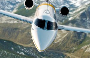 Darf es ein Flug mit dem Privatjet Lear 75 sein? Kunden haben die Qual der Wahl (Foto: Bombardier)