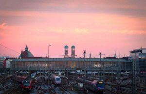 Ab April geht es von Wien nach München in einem Zug mit der WESTbahn (Foto: Pixabay)