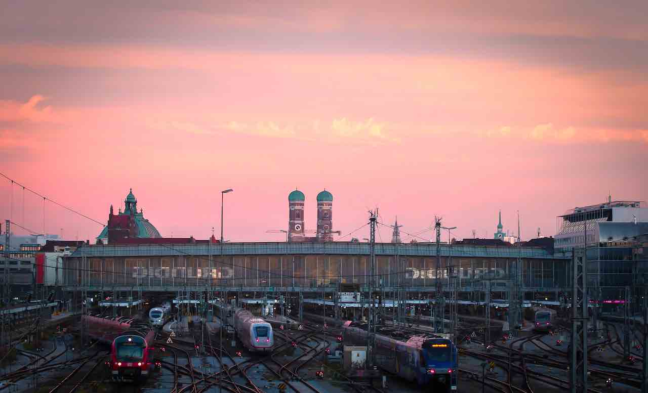 Von Wien Nach München In Einem Zug Travelbusiness