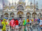 """Der Städtetourismus boomt, die Metropolen wie Venedig oder auch Wien drohen vom """"Overtourism"""" überrollt zu werden. Der Grund: Es fehlt eine nachhaltige Strategie (Foto: Pixabay)"""