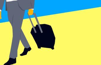 Die Zahl der Geschäftsreisen sinkt, aber die Reisekosten bleiben für Unternehmen unverändert (Grafik: Mohamed Hassan, Pixabay)