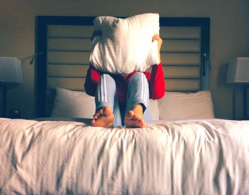 Besser schlafen auf Geschäftsreisen ist für viele ein Wunsch. Aber viele Geschäftsreisende leiden unter Schlaflosigkeit (Foto: Pixabay)