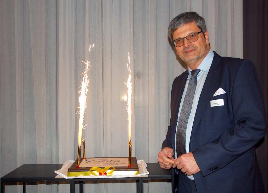 Zu einer Geburtstagsparty anlässlich 30 Jahre abta lud Präsident Andreas Gruber die Exponenten der Geschäftsreiseindustrie in die Location Labstelle in Wien ein (Foto: Bildermacher)