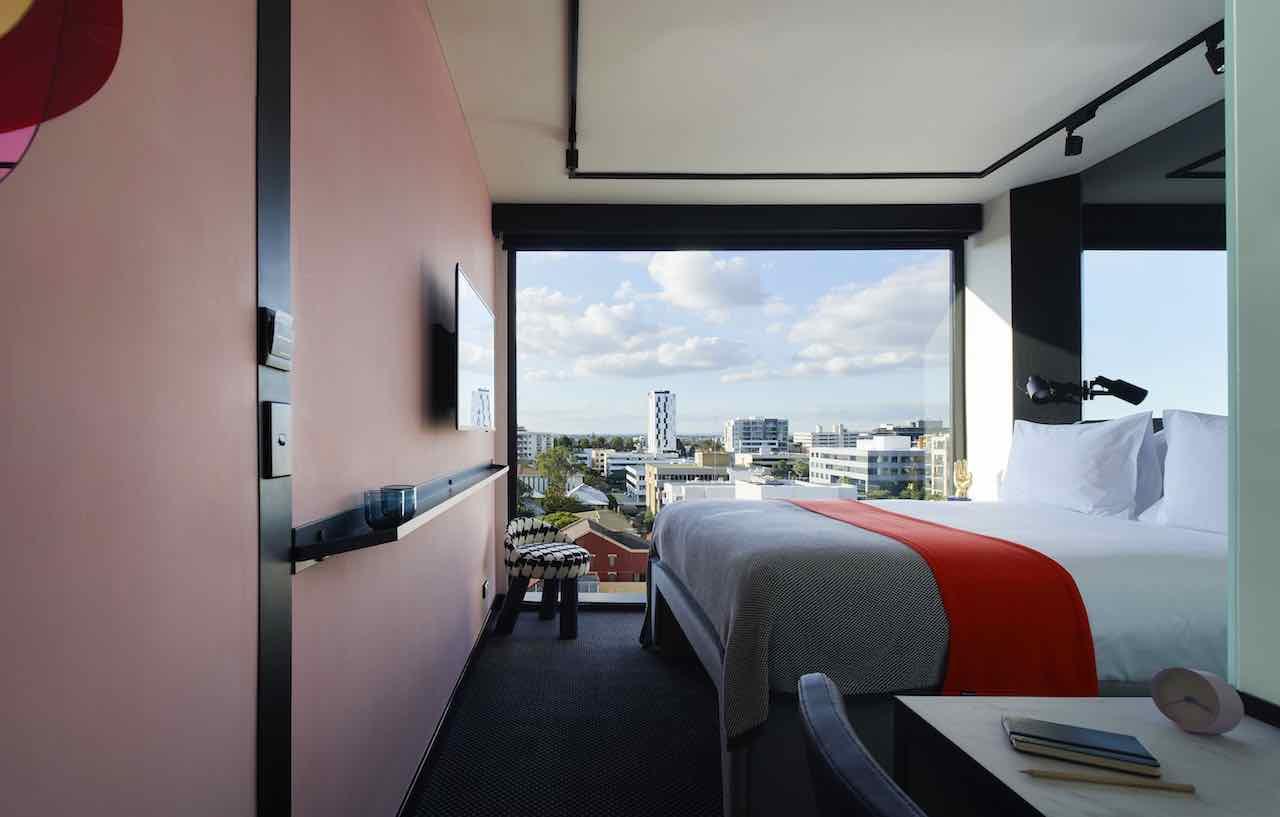 """""""Tribe"""" ist derzeit mit 126 Zimmern nur in Perth, Australien, präsent"""