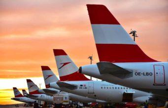 Obwohl die Maschinen der Austrian Airlines gut ausgelastet sind, ist das Luftfahrtunternehmen für den Lufthansa-Konzern noch nicht gewinnbringend. Die Verluste werden immer größer (Foto: Hannes Winter)