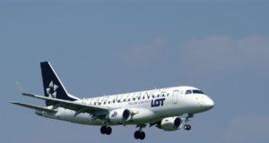 Die polnische Airline LOT startet einen dritten Flug von Wien nach Warschau