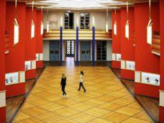 Leipzig zeigt seine Bauhaus-Schätze: Die unter der Oberbauleitung des Leipziger Stadtbaurats Hubert Ritter in den Jahren 1925 bis 1929 errichtete Pfeilerhalle gilt als einer der schönsten Innenräume des deutschen Art déco (Foto: Leipzig Tourismus und Marketing GmbH, Andreas Schmidt)