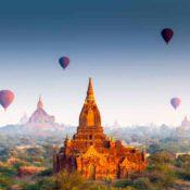 Mystisches Myanmar: Das Glück in den Heiligen Tempeln von Bagan entdecken (Foto: © Platongkoh, Shotshop.com)