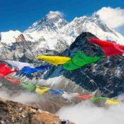 Bei einer Trekkingtour in dem ehemaligen Königreich Nepal ist für viele ein Glückshighlight (Foto: © Prudek, Shotshop.com)