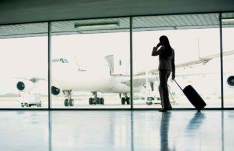 Das Warten am Flughafen gehört zur Reisezeit und ist wie die An- und Abreise auch Arbeitszeit (Foto: Sita)