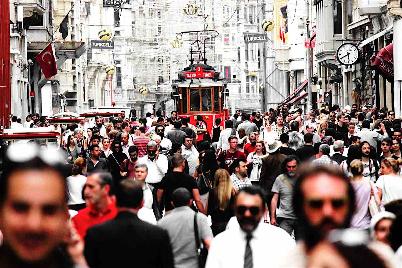 Für viele Türkei-Urlauber aus Deutschland und Österreich ist Istanbul ein beliebtes Reiseziel (Foto: Pixabay)