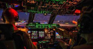 Sicherheitsrisiko im Jet: Wenn Piloten vor lauter Müdigkeit im Cockpit einnicken (Foto: Skeeze on Pixbay)