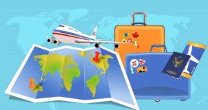 Reisen sind der Wachstumstreiber für die Wirtschaft in Europa, Asien, Afrika und Amerika (Illustration: Mohamed Hassan, Pixabay)