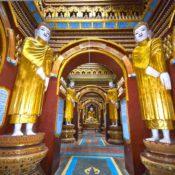 Myanmar und seine goldenen Tempel (Foto: Myeviajes, Pixabay)