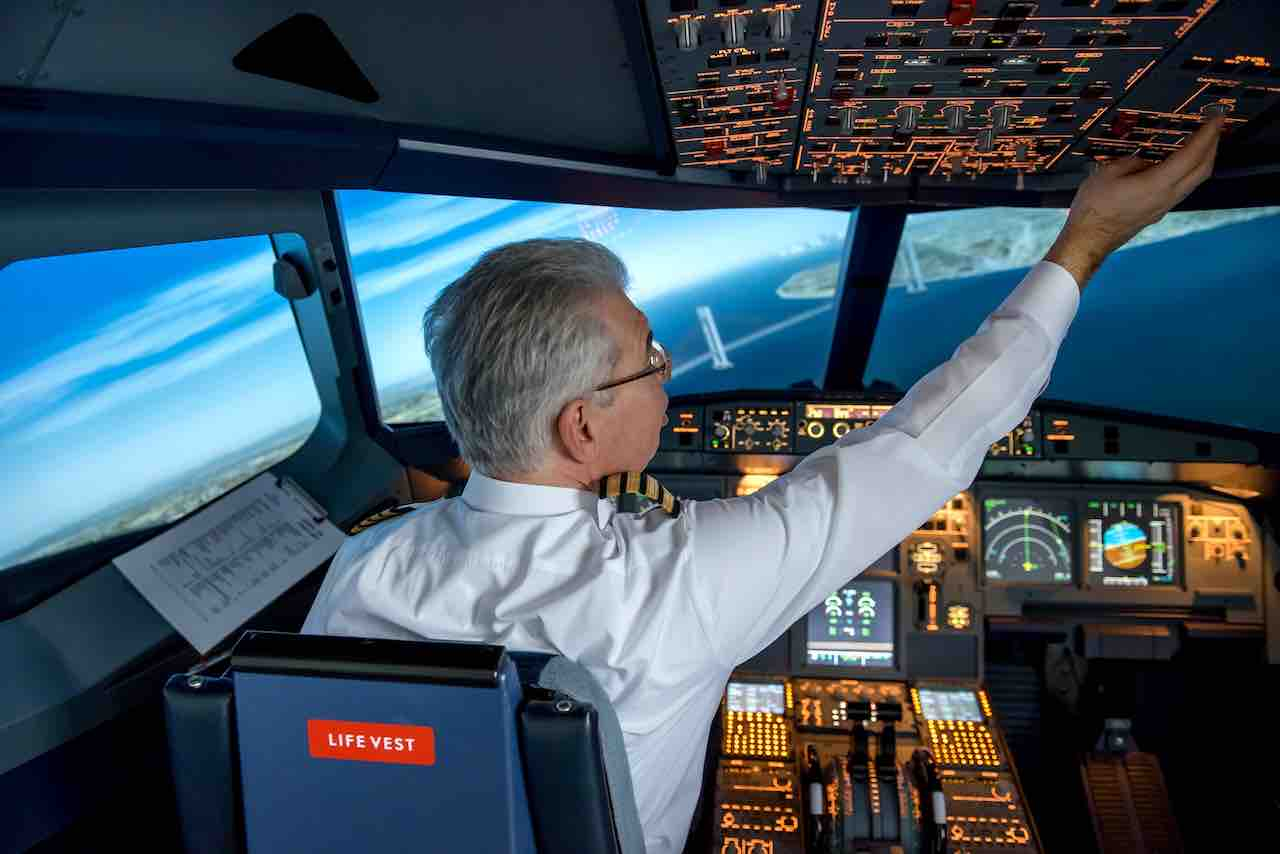 Gerät die innere Uhr der Piloten aus dem Takt, wird der Flug zum Risikofall (Foto: Thomas Fengler, Pixabay)