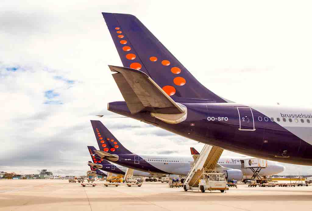 Brussels Airlines darf keine Aufzahlung verlangen, sofern ein Kunde die Flugreise nicht in der vorgesehenen Reihenfolge antritt (Foto: Brussels Airlines)