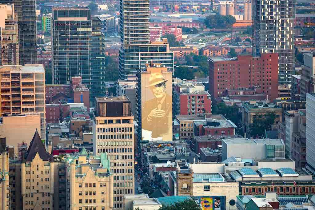 Montreal ist nach Toronto die zweitgrößte Millionenmetropole Kanadas (Foto: Destination Canada, Nigel)