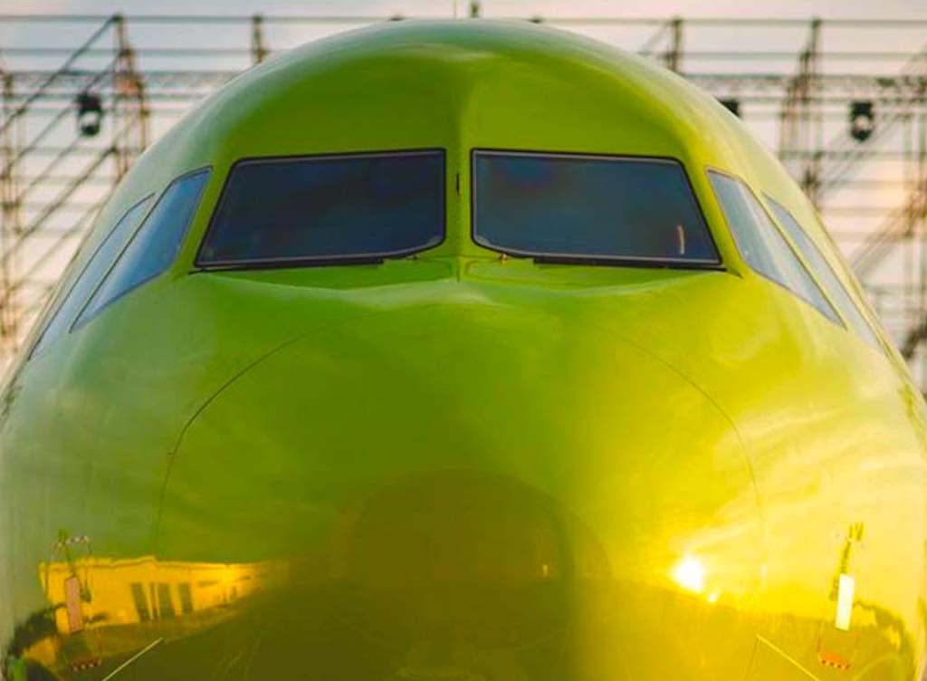 """Die russische """"S7 Airlines""""  fliegt direkt von Wien nach Moskau (Foto: Pixabay)"""