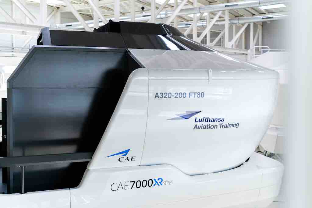 Lufthansa Aviation Training: Airbus-A320-Simulator-FT80 (Foto: LAT)