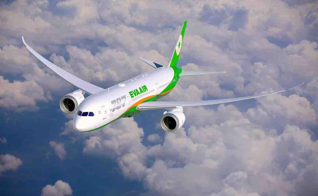 Mit dem EVA Air Dreamliner komfortabel und entspannt nach Taipeh (Taiwan) und Bangkok (Thailand) fliegen
